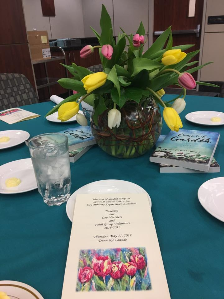 Come to the Garden Book | Lay Ministry Appreciation Address